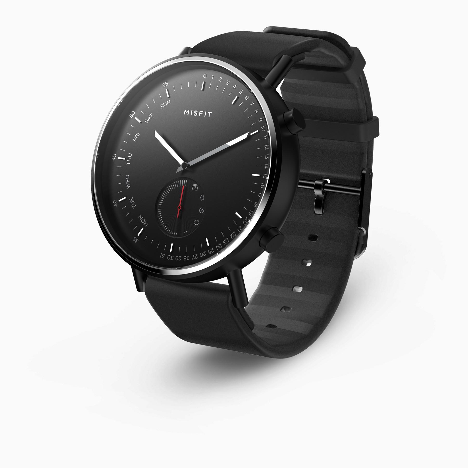 Sélection de montres en promotion - Ex : Montre hybride connectée misfit command