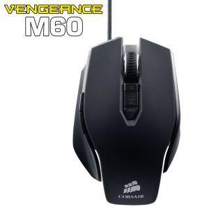 Souris Corsair Vengeance M60 Performance 8 boutons FPS Laser filaire