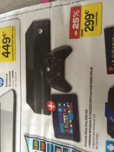 Console Xbox One 500 Go + tablette Modecom 8025 en magasin