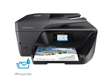Imprimante multifonction encre HP Officejet 6970 (via ODR 40€) + Abonnement 24 mois à Instant Ink