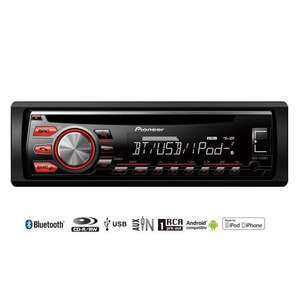 Autoradio Pioneer DEH-4700BT - CD Bluetooth USB AUX(via ODR 30€)