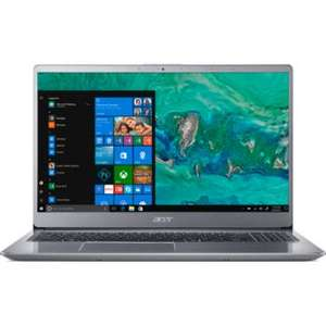 "PC portable 15.6"" full HD Acer Swift SF315-52G-54WS - i5-8250U, MX150 2go, 4 Go de RAM, 1 To + 128 Go en SSD (via ODR de 50€)"