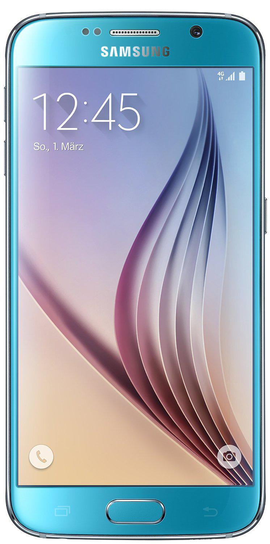 "Smartphone 5.1"" Samsung Galaxy S6 - 32Go (Noir/Blanc/Or/Bleu)"