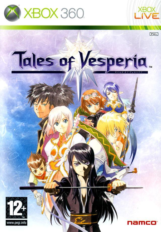 [Membre Gold] Tales of Vesperia (dématérialisé) sur Xbox 360