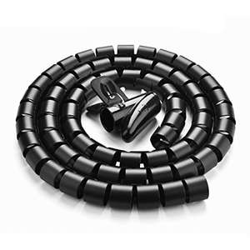 Range câbles à spirale - 16mm (2x3 m)