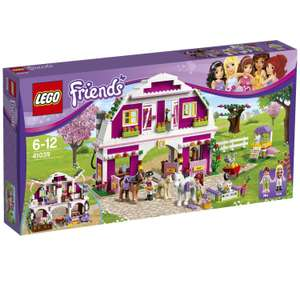 Lego Friends 41039: Le Ranch du soleil