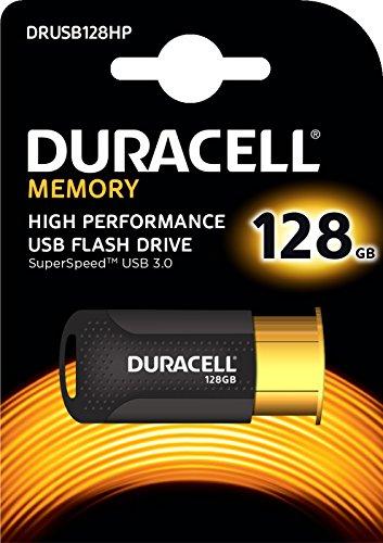 Clé USB 3.0 Duracell DRUSB128HP  - 128 Go (vendeur tiers)