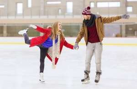 1 entrée à la patinoire Le Blizz à Rennes (location de patins inclus)