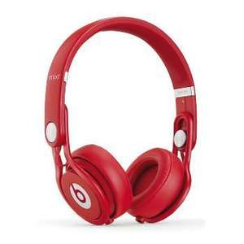 Casque audio Beats by Dr. Dre Casque audio Mixr - Rouge