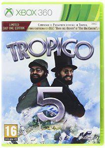 Tropico 5 Edition Day One sur XBOX 360