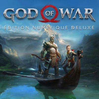 Édition numérique Deluxe God of War sur PS4 (Dématérialisé)