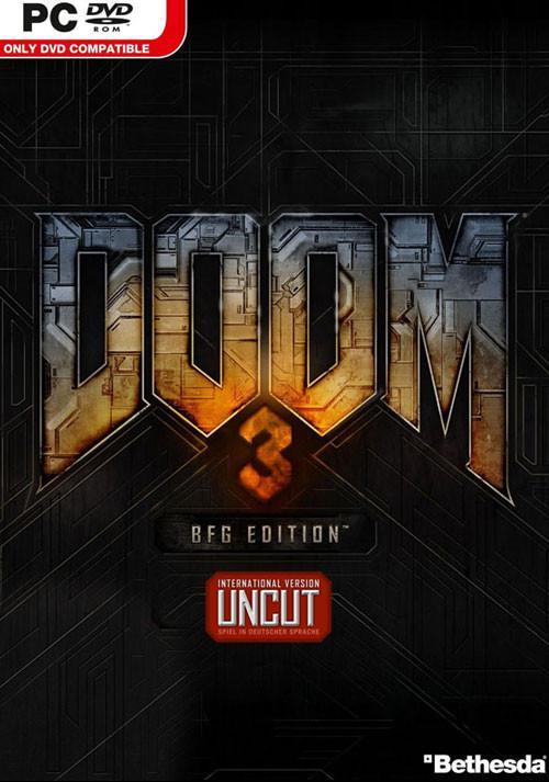 Jeu Doom3 BFG Edition sur PC