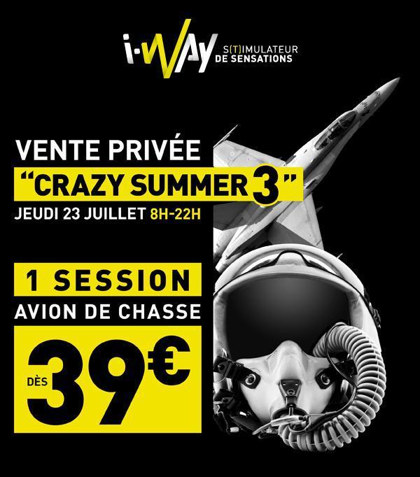 """1 session """"Avion de Chasse"""""""