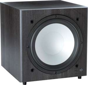 Caisson de basse monitor audio Bronze BXW-10 - Noyer ou Noir