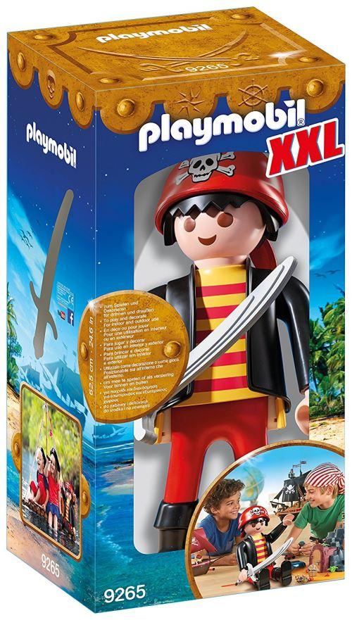 Figurine géante Playmobil XXL (Pirate ou Princesse 4896) offert dès 150€ d'achat