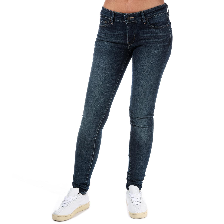 Jean Levi's 711 Skinny Cosmic Twist - Différentes Tailles (Code Promo)