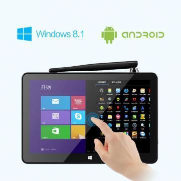 """Mini PC Pipo x8 32Go - Dualboot Windows 8.1 et Android écran 7"""""""