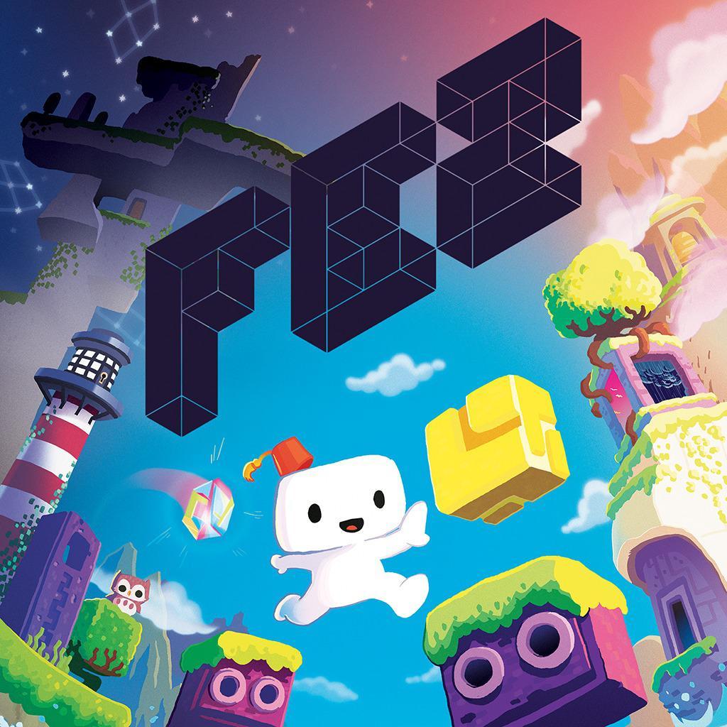 Sélection de jeux PS4/PS3/Vita en promotion - Ex : Fez