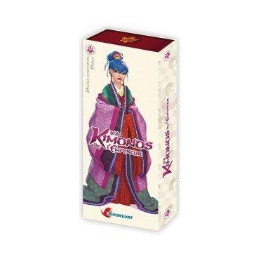 Jeu de société Les Kimonos de l'Empereur