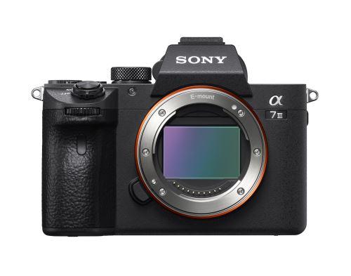 Reflex hybride plein format Sony A7 III (ILCE-7 III)  - Nu
