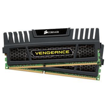 Mémoire Corsair Vengeance 8 Go (2 x 4 Go) DDR3 1600 MHz CAS 9