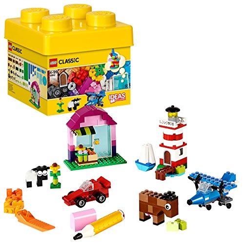 Jeu de Construction Lego - Les briques créatives n°10692