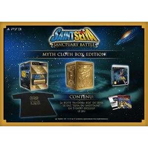 Saint Seiya La Bataille du Sanctuaire - Edition collector PS3