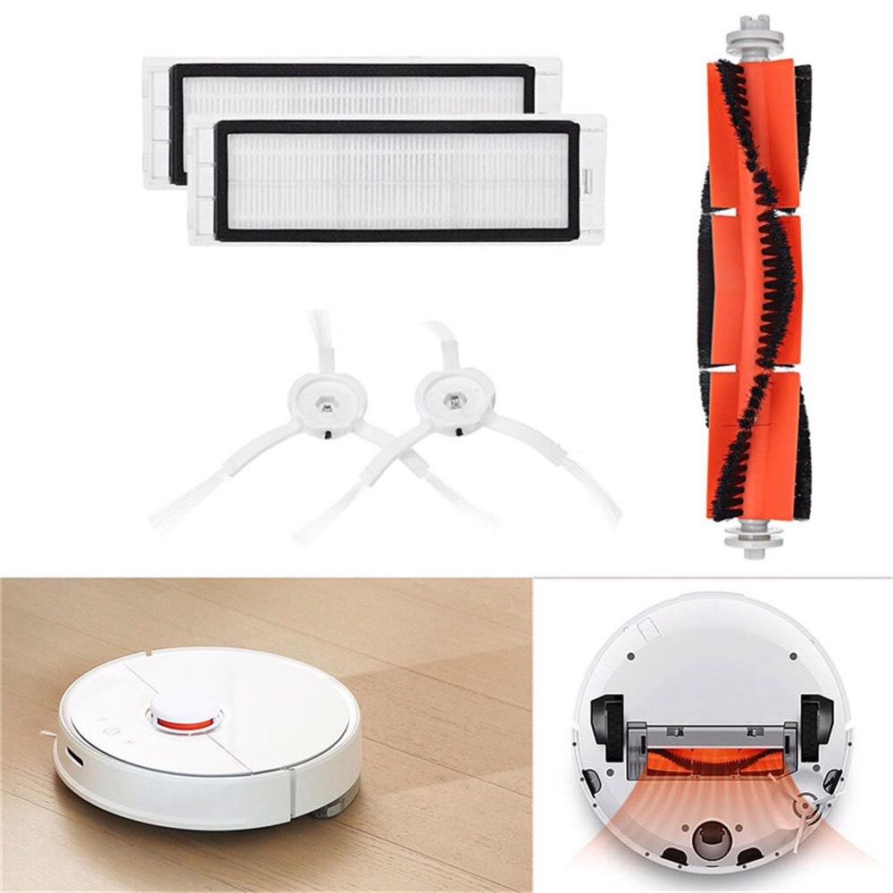 Accessoires compatibles pour aspirateur robot Xiaomi Roborock V1 et S50 V2