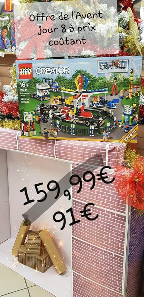 Lego - Creator - 10244 - La Fête Foraine - à StarJouet (Pontcharra 38)