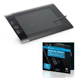 Wacom Intuos 4 Wireless (PTK-540WL)
