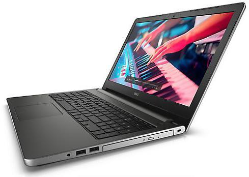 "PC Portable 15.6"" Dell Inspiron 5558 (i5-5200U, 8Go RAM, 1To HDD)"