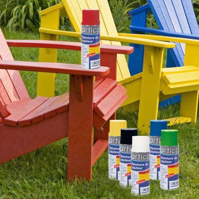Peinture ou vernis en aérosol 400 ml