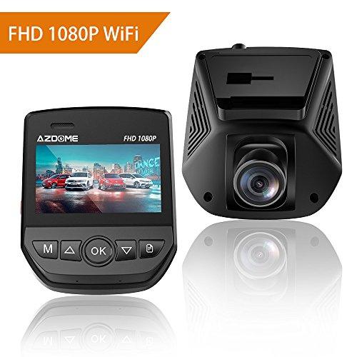 Caméra pour voiture Azdome - 1080p, 170°