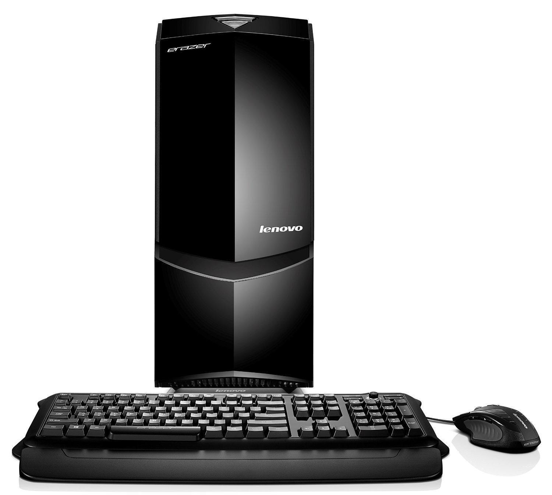 PC Lenovo Erazer X510 - i5 4670K, 8 Go RAM, 1 To HDD + 8 Go de SSD, Geforce GTX 750 (Avec ODR TVA)