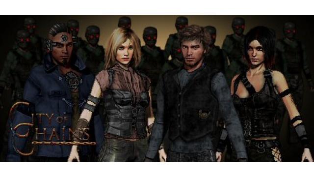 Jeu City Of Chains gratuit sur PC (Dématérialisé - Steam)
