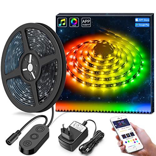 Ruban led connecté DreamCouleur - RGB, 5m (vendeur tiers)