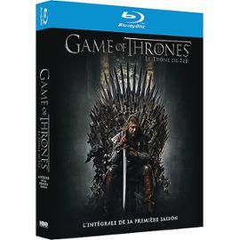 Coffret Blu-Ray Game of Thrones Saison 1