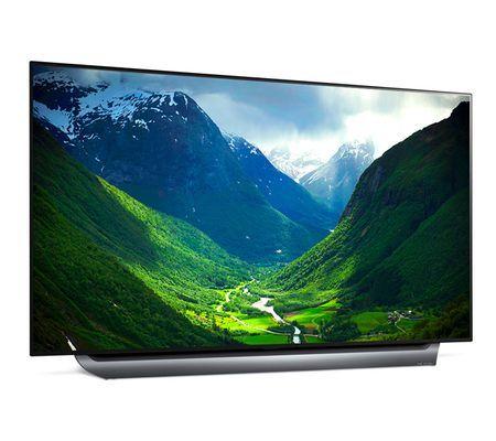 "[Carte Cumulus] TV 55"" LG 55C8 - UHD 4K, HDR, Smart TV, OLED (Frontaliers Suisse)"
