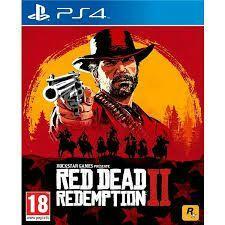 Jeu Red Dead Redemption 2 sur PS4 - Dreux (28)