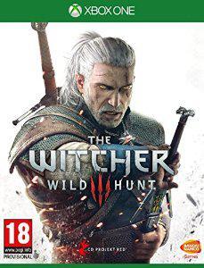Jeu The Witcher 3 Wild Hunt sur xbox one