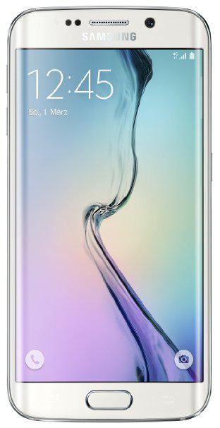"Smartphone 5.1"" Samsung Galaxy S6 Edge 64 Go"