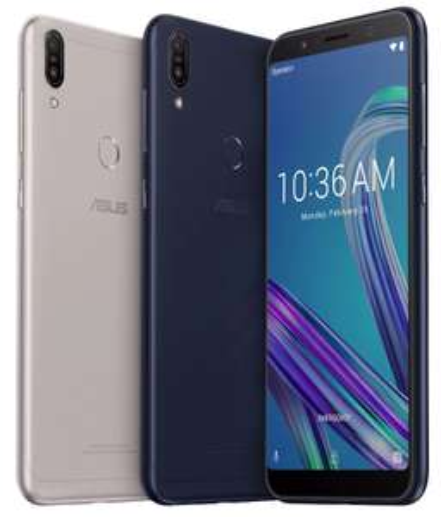 "Smartphone 5.99"" Asus ZenFone Max Pro - Full HD+, SnapDragon 636, 4 Go de RAM, 64 Go"