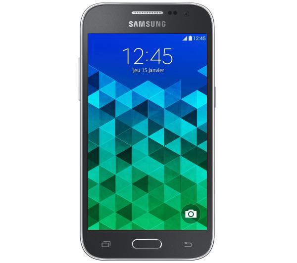 """Smartphone 4.5"""" Samsung Galaxy Core Prime Débloqué 4G (Avec ODR 30€)"""