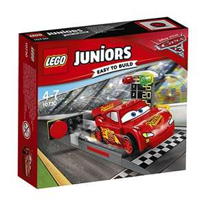 Lego juniors le propulseur de flash mcqueen 10730 - Jeu gratuit cars flash mcqueen ...