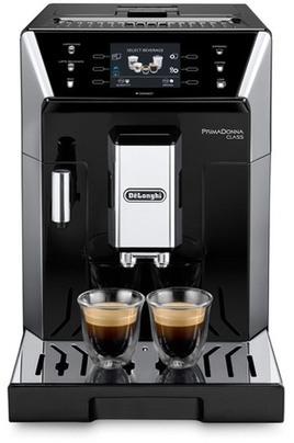 Machine à café Expresso avec broyeur Delonghi Ecam 550.75.SB Primadonna Class