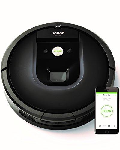 Aspirateur Robot iRobot Roomba 981 - Noir