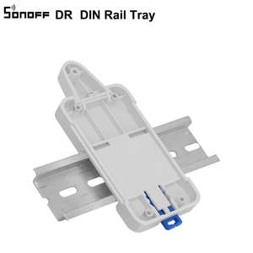 Rail DIN pour appareils Sonoff
