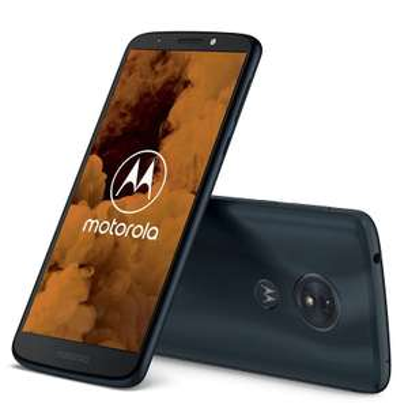 "Smartphone 5.7"" Motorola Moto G6 Play - HD+, Snapdragon 430, RAM 3 Go, ROM 32 Go (Bleu Indigo)"