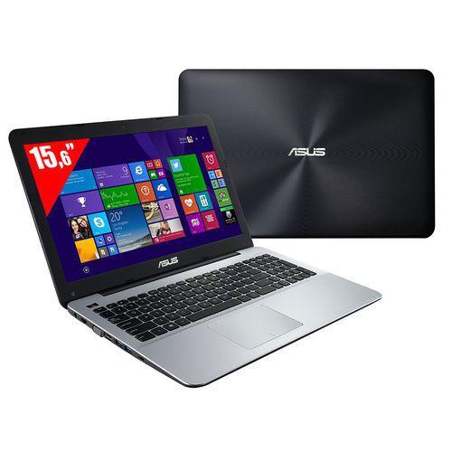 """Pc portable 15.6"""" Asus R511LA-XX1593H (i3-5005U - HDD 500 Go + SSD 128 Go - 4 Go Ram)"""