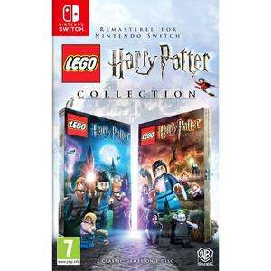 LEGO Harry Potter Collection sur Nintendo Switch